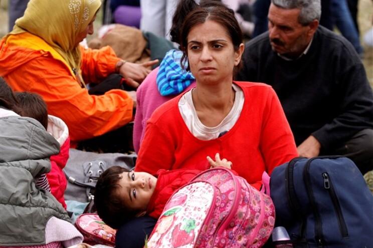 Portugal vai receber até 4500 refugiados