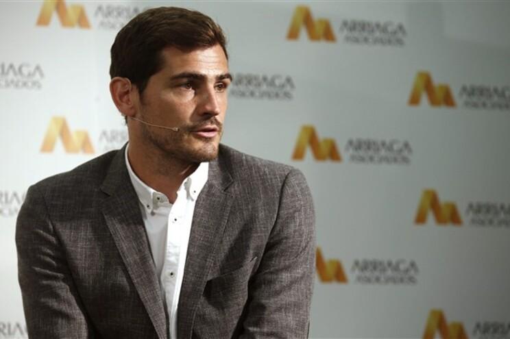 Iker Casillas considerou que tem sido acarinhado pelos adeptos desde o dia em que chegou ao Porto