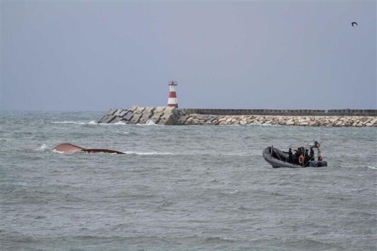 Um pescador desaparecido desde terça-feira