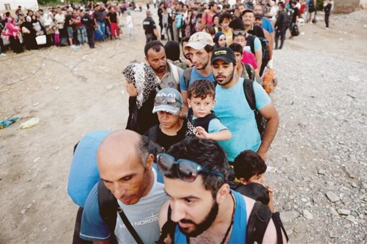 Portugal já tem alojamento disponível para a quase totalidade dos 4500 asilados que vai acolher
