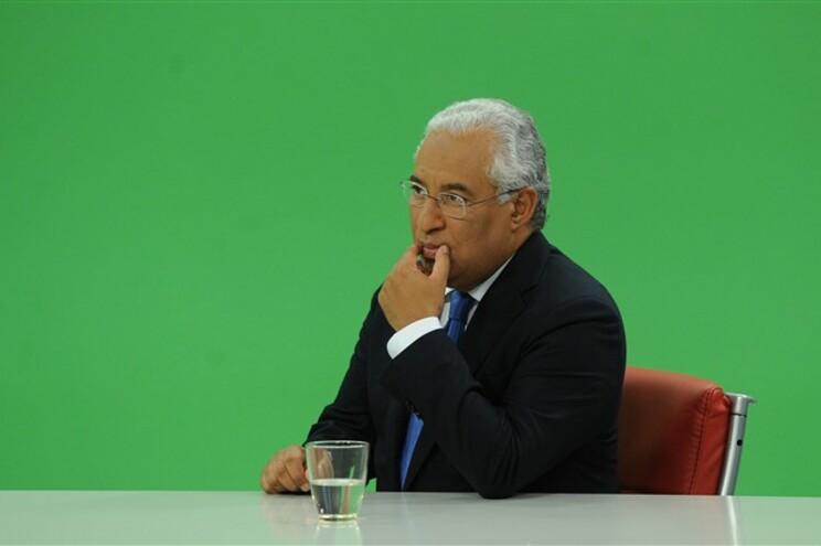 António Costa deu entrevista na SIC Notícias
