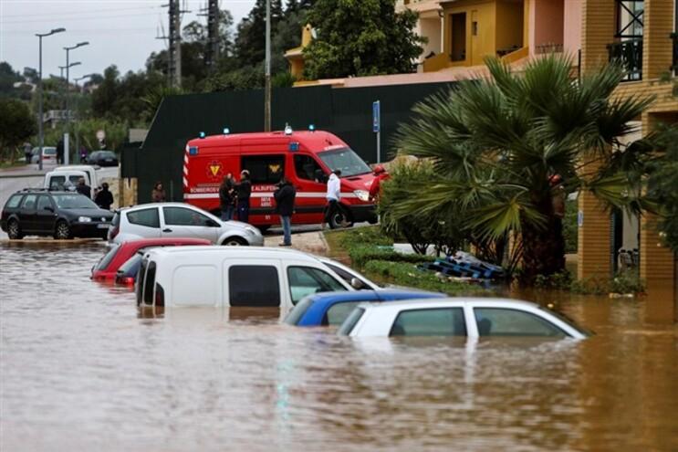 Dez milhões em prejuízos participados a seguradoras em Albufeira