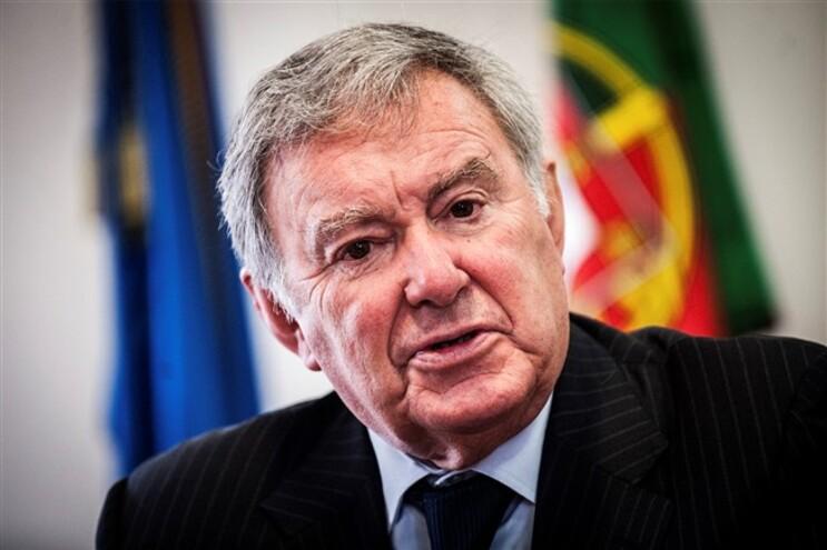 Basílio Horta, presidente da Câmara de Sintra