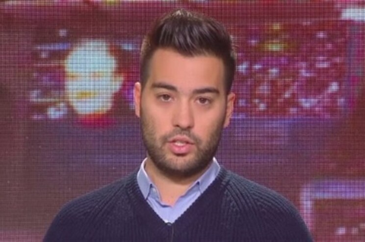 Filho do português morto em Paris faz depoimento emocionado