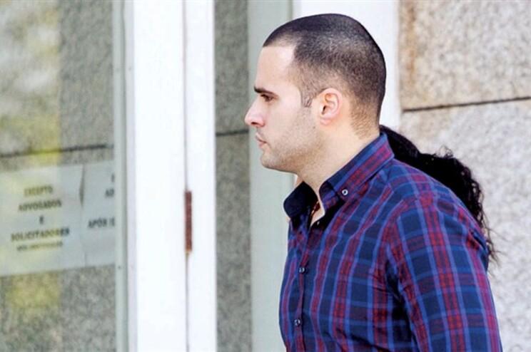 Tomás Santos já tinha sido condenado a quatro anos e meio de prisão