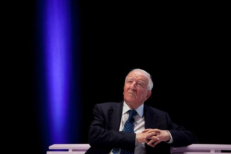 Eduardo Lourenço é um dos mais respeitados intelectuais portugueses