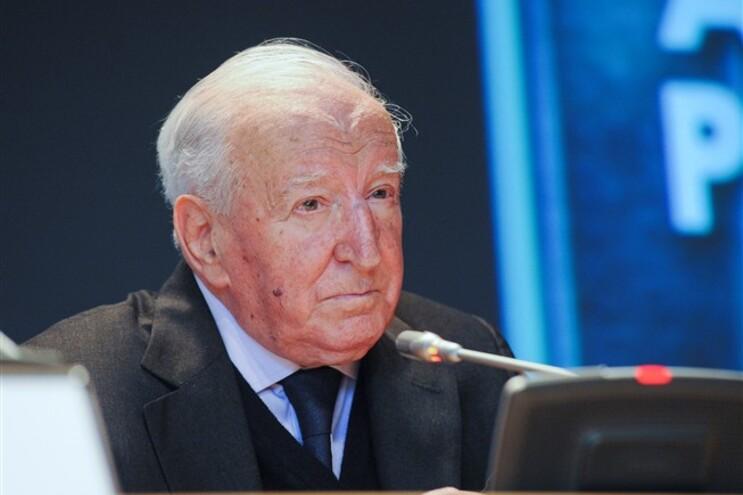 Eduardo Lourenço nasceu há 92 anos, em Almeida