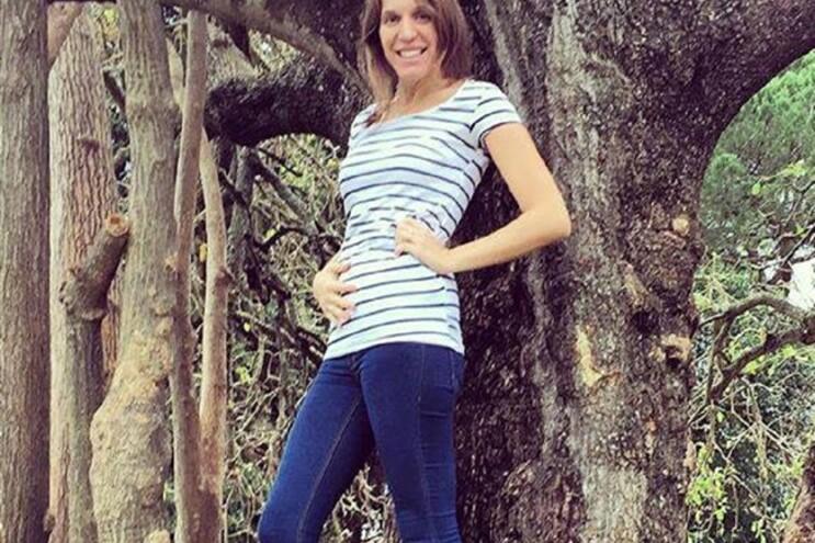 Luísa Sobral tem 28 anos e prepara-se para ser mãe, pela primeira vez