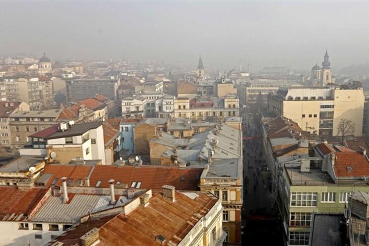 Saraievo, capital da Bósnia