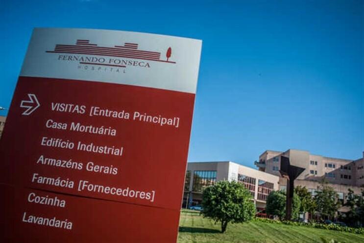 """Hospital que serve Amadora e Sintra """"foi dimensionado para 300 mil habitantes e está a servir 600 mil"""""""