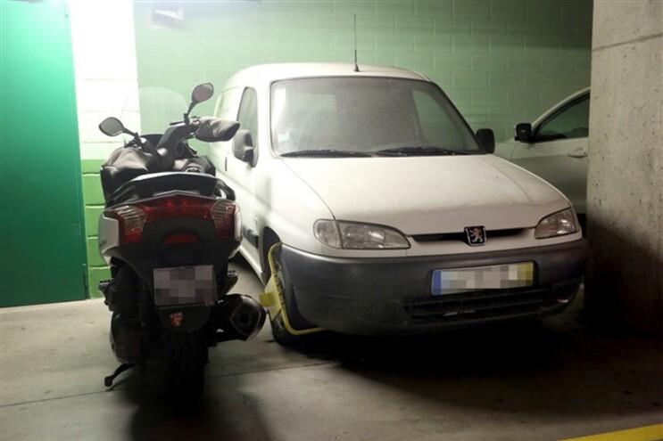 Sporting Bruno de Carvalho não pode utilizar carrinha por falhar pagamento do parque de estacionamento