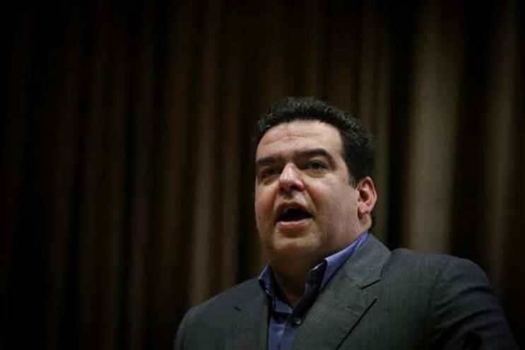 Secretário de Estado dos Assuntos Fiscais, Fernando Rocha Andrade