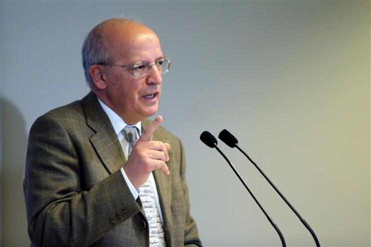 O ministro dos Negócios Estrangeiros, Augusto Santos Silva