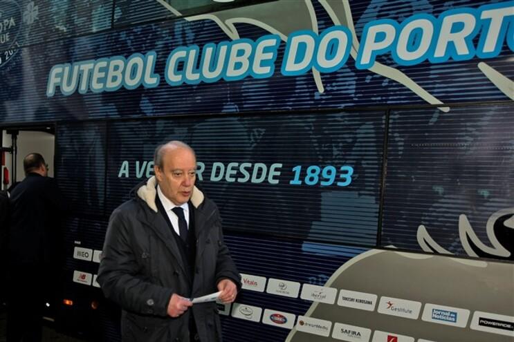 Pinto da Costa não poupa árbitro Jorge Ferreira