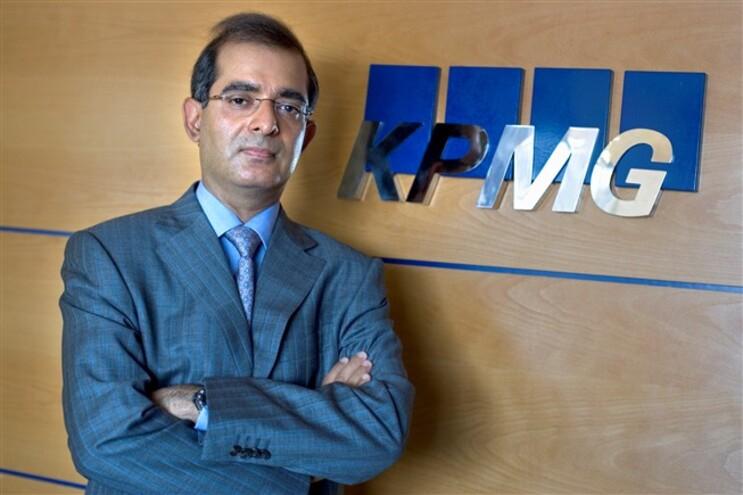 O presidente da KPMG Portugal, Sikander Sattar
