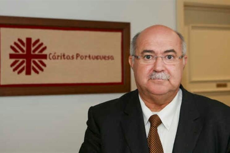 Eugénio da Fonseca, presidente da Cáritas