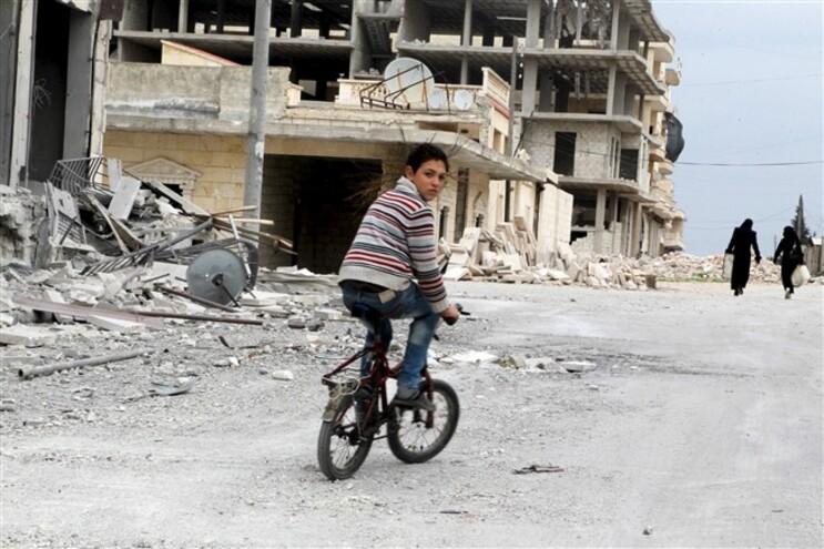 Corte de energia de causa desconhecida em toda a Síria