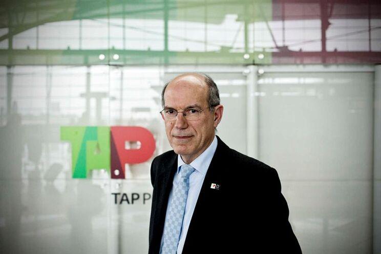 Porto, 29/03/2016  - Fernando Pinto, presidente executivo da TAP. ( Adelino Meireles / Global Imagens)