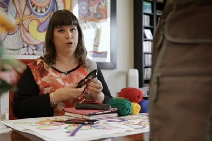 Joana Vasconcelos foi entrevistada pela RTP