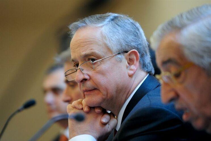 Fernando Ulrich, presidente do Conselho de Administração do banco BPI