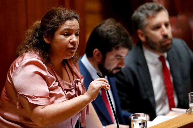 Alexandra Leitão, secretária de Estado Adjunta e da Educação