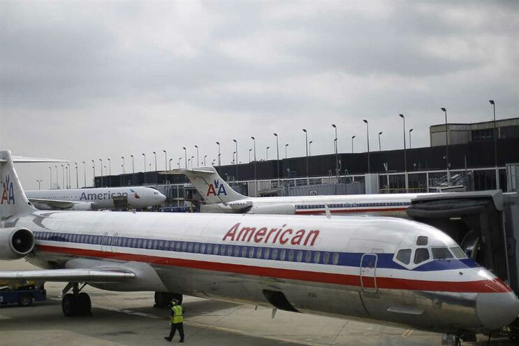 Voo da American Airlines