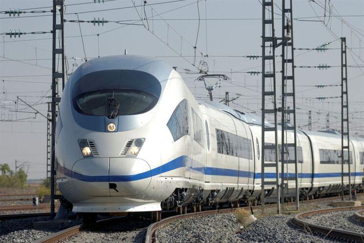 Projeto do TGV (comboio de alta velocidade) não avançou
