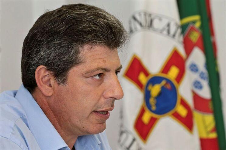 Presidente do Sindicato dos Enfermeiros Portugueses (SEP), José Carlos Martins