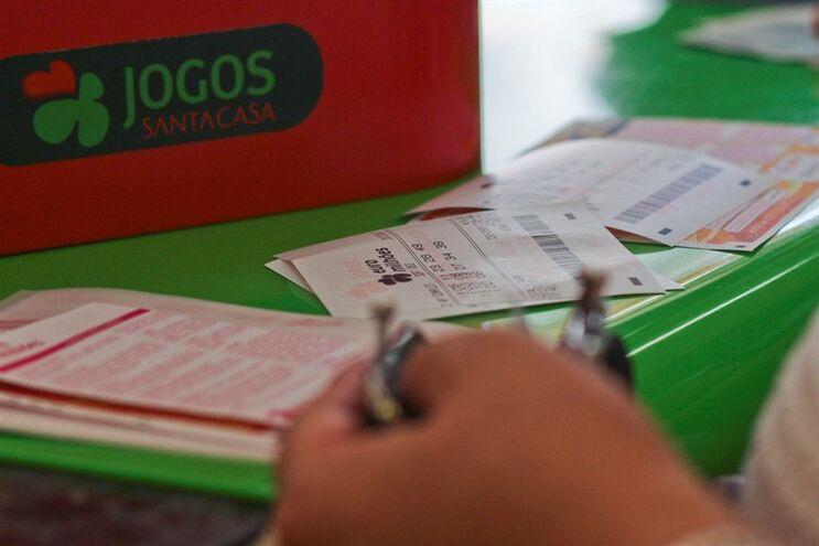 """""""Jackpot"""" previsto de cerca de três milhões e 500 mil euros"""
