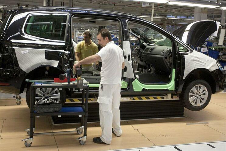 Nos primeiros sete meses de 2016 foram produzidos em Portugal 94.391 veículos automóveis