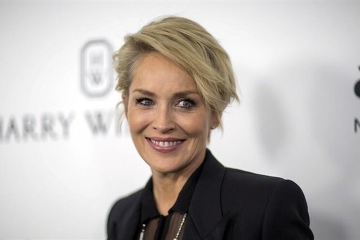 Sharon Stone, 58 anos