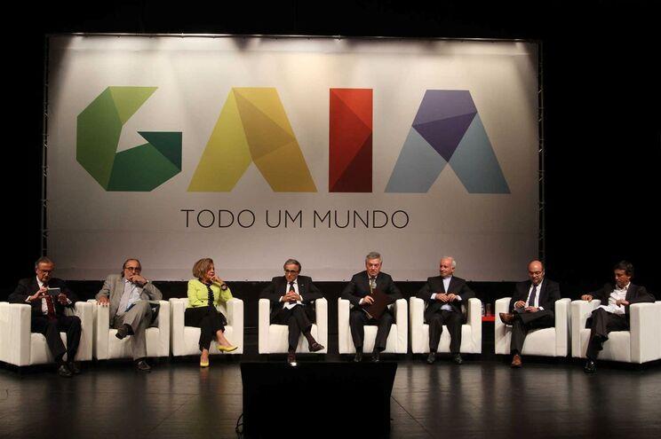 Apresentação da nova marca de Gaia juntou diversas personalidades da região