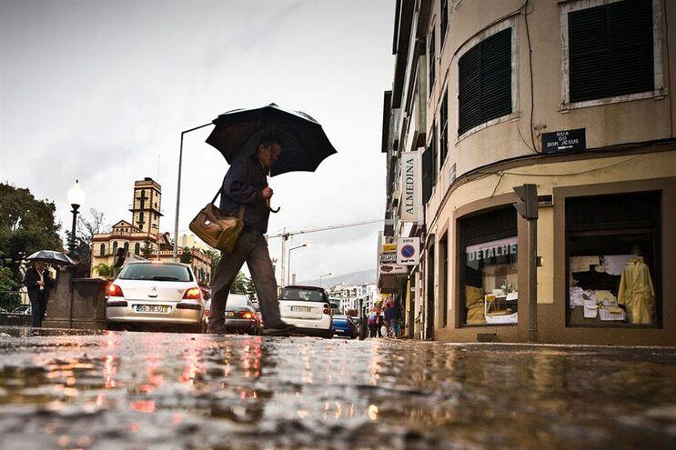 Previsão de mau tempo na Madeira