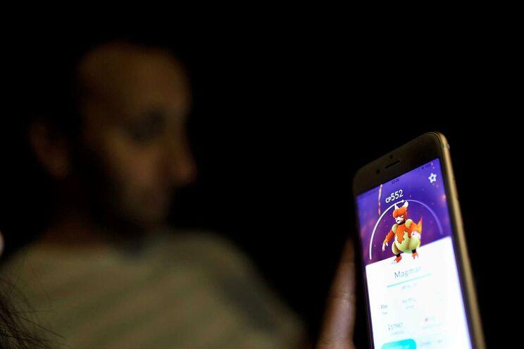 Pokémon Go no top nacional e internacional da Google