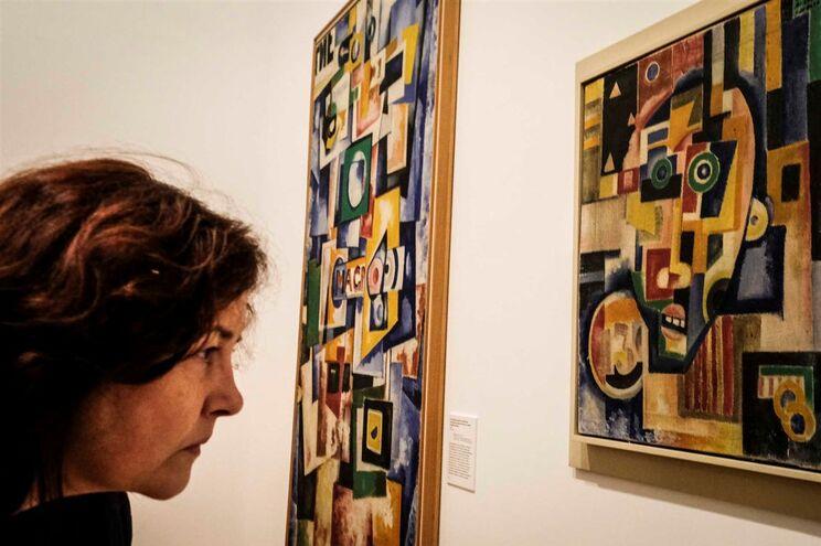 A exposição pode ser visitada no Museu do Chiado, em Lisboa, entre os dias 12 de janeiro e 26 de fevereiro