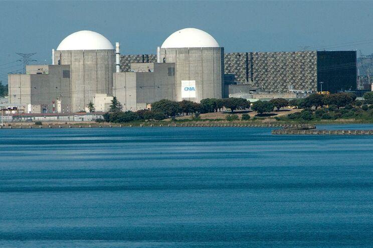 Nas margens do Tejo, a central nuclear está a cem quilómetros de Castelo Branco