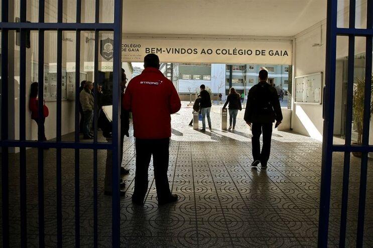 Novas regras no Colégio de Gaia em Vila Nova de Gaia, revoltam pais e alunos
