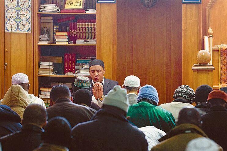 O imã da mesquita do Porto, Abelkader Mustaphi, 37 anos
