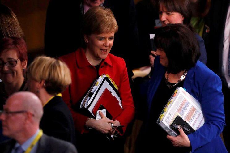Escócia vai negociar novo referendo sobre independência
