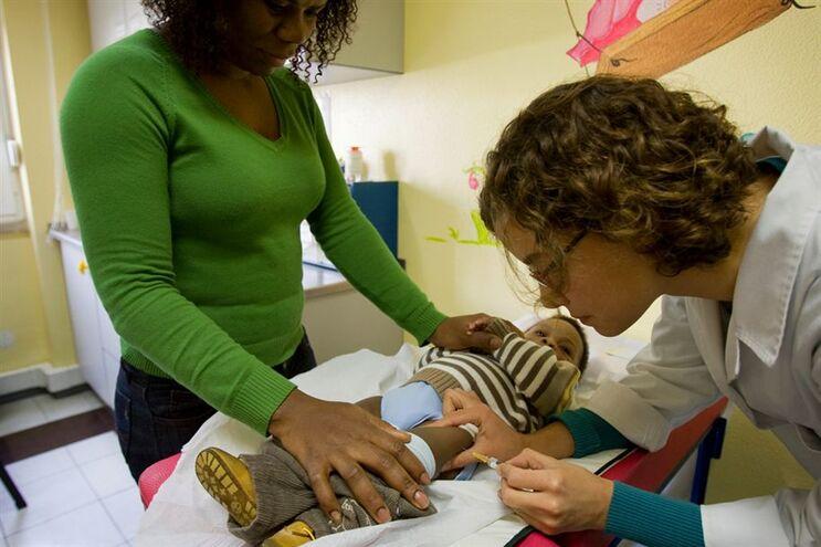 Há serviços de saúde, especialmente na região de Lisboa, com falta da vacina tetravalente