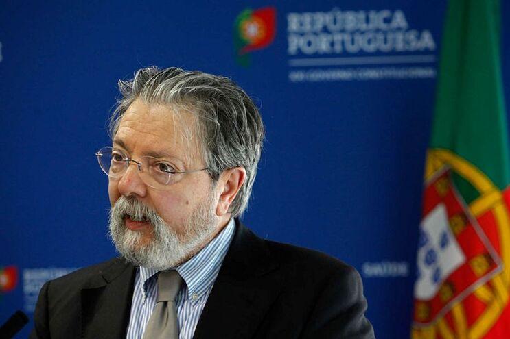 Francisco George, diretor-geral da Saúde