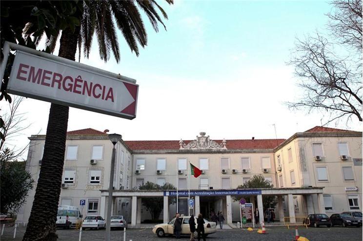 Hospital D. Estefânia, em Lisboa