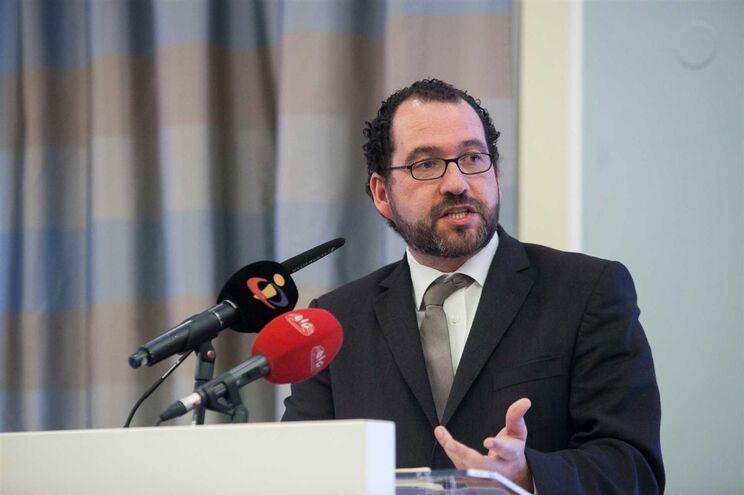 Secretário de Estado da Educação, João Costa