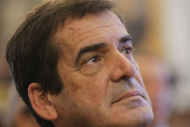 """O presidente da Câmara do Porto foi esta quinta-feira o orador principal do ciclo de seminários """"Os caminhos"""