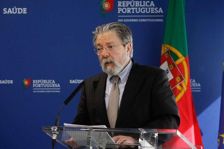 Francisco George, diretor-geral de Saúde