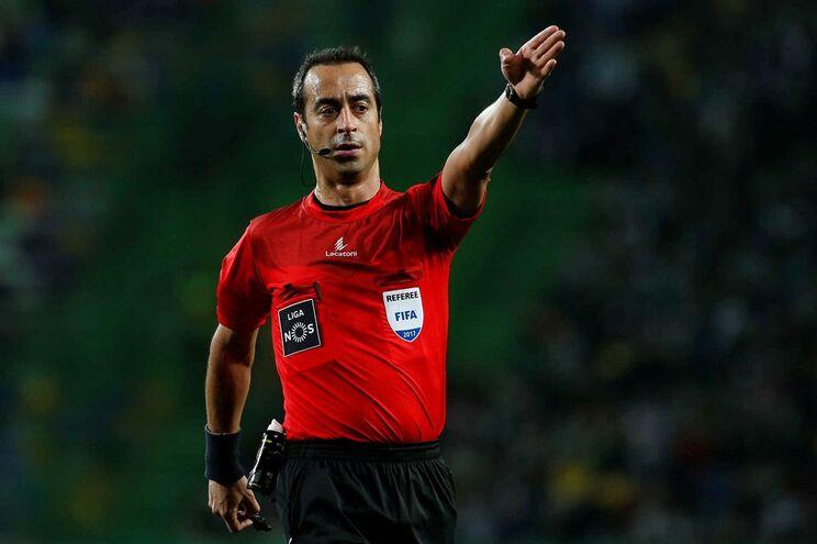 Trabalho de Jorge Sousa no Marítimo-F. C. Porto deste sábado mereceu elogios dos dragões