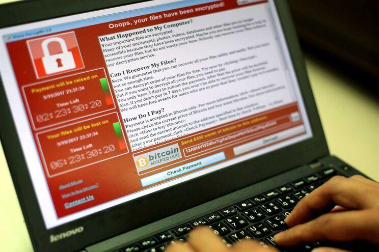 Hackers lançaram o maior ataque informático internacional
