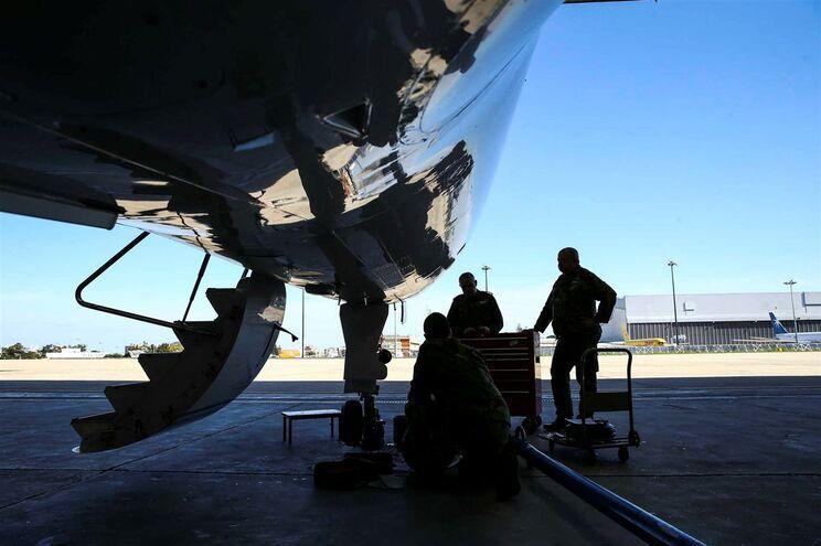 Força Aérea precisa de 372 milhões para sair da base do Montijo