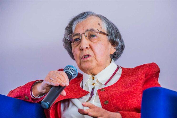 Teodora Cardoso, presidente do Conselho de Finanças Públicas