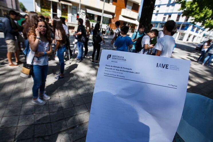 Exames decorreram com normalidade em dia de greve